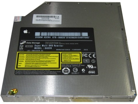 Привод Superdrive SATA Для Apple Mac Mini A1347 , 2009 , 2010 , 2011