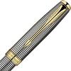 Купить Ручка-роллер Parker Sonnet Т534, цвет: Cisele (серебро 925 пробы, 17.85), стержень: Fblack, S0808160 по доступной цене