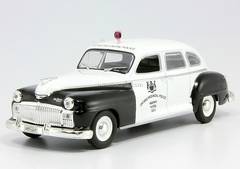 Chrysler De Soto Ontario Canada 1:43 DeAgostini World's Police Car #16