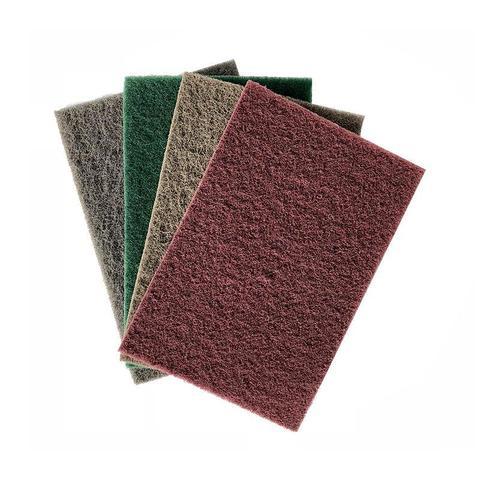RoxelPro Нетканый абразивный материал 152х229х10мм ULTRA FINE, серый