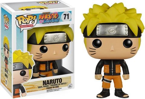 Naruto Funko Pop! Vinyl Figure || Наруто