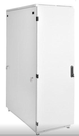 Шкаф телекоммуникационный напольный 47U (600 × 600) дверь металл