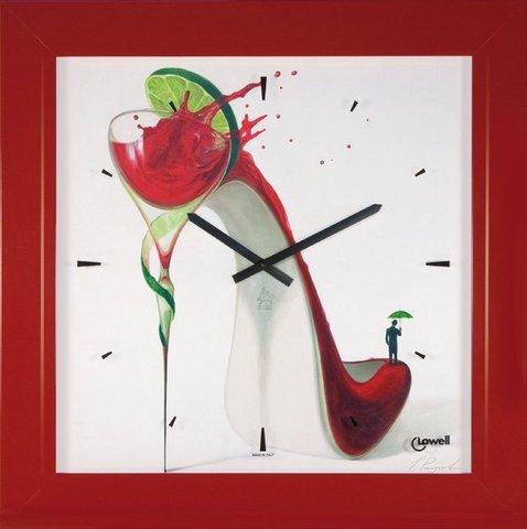 Часы настенные Lowell 11776