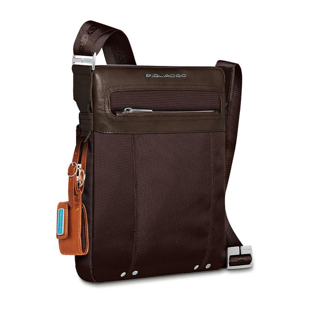 Сумка Piquadro Link, цвет коричневый, 24x30,5x5 см (CA1591LK/TM)