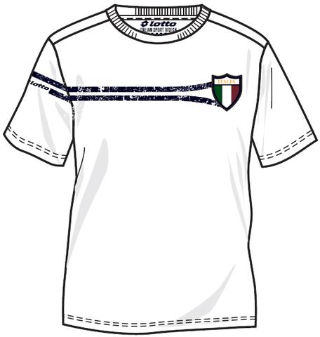 Футболка теннисная Lotto CUP ENZO N9777