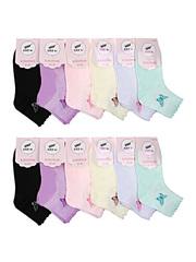212-6 носки женские цветные 37-41 (12шт)