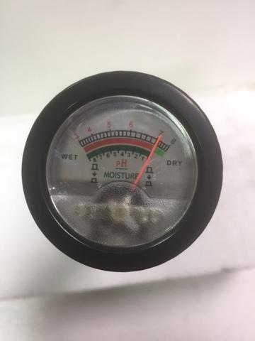 Анализатор pH и влажности почвы  (РН: 3-8; RH: 10-80%)