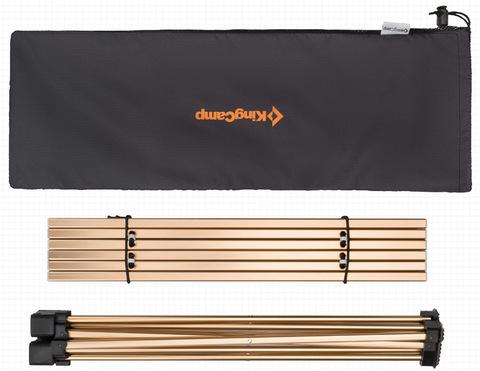стол кемпинговый Kingcamp Ultra-Light Folding Table M (56х41х40)