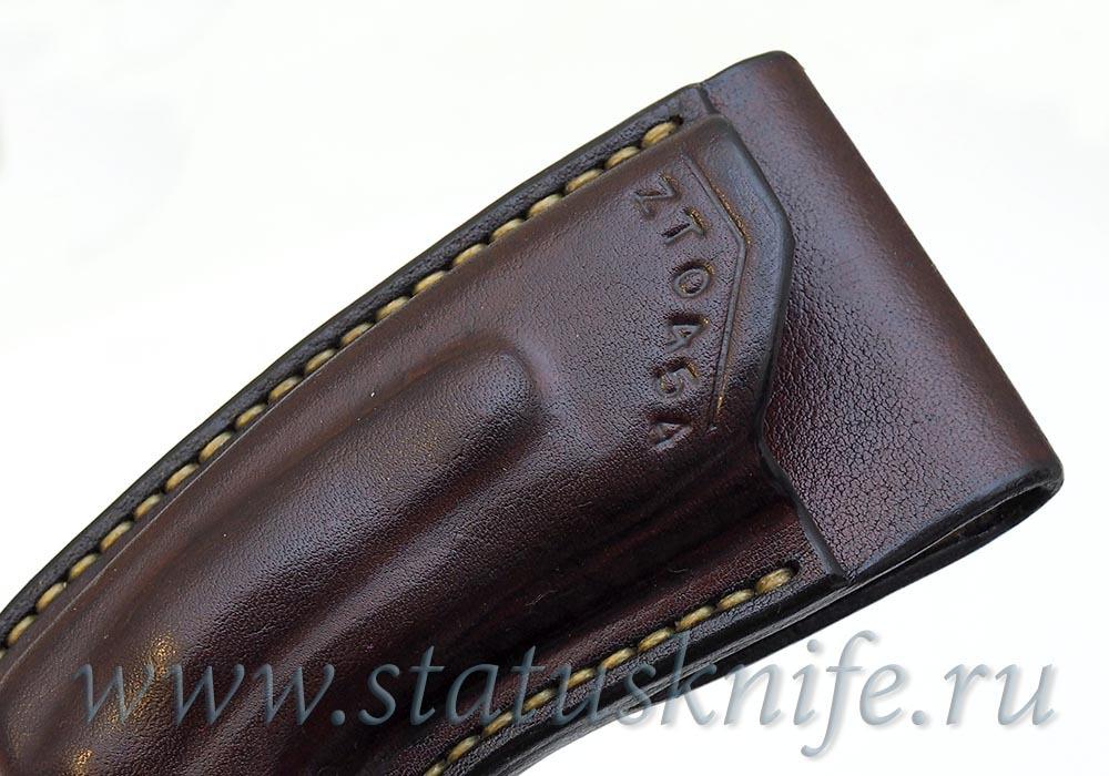 Чехол кожаный коричневый ZT 0454