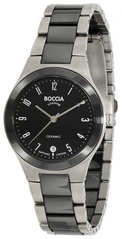 Купить Мужские наручные часы Boccia Titanium 3564-03 по доступной цене