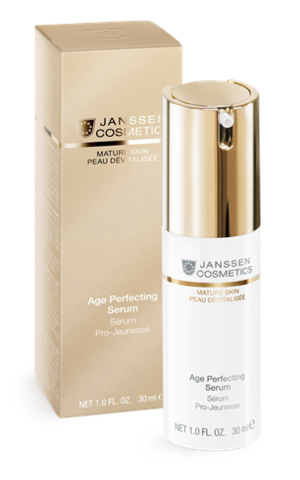 Janssen Age Perfecting Serum - Anti-age разглаживающая и укрепляющая сыворотка с комплексом Cellular Regeneration