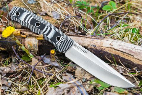 Туристический нож Echo Niolox Satin