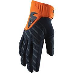 Rebound Gloves / Сине-оранжевый