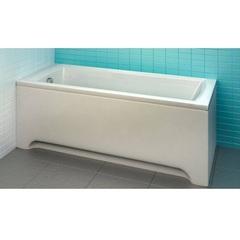 Ванна прямоугольная 170х75 см с панелью, каркасом, сливом-переливом Ravak SET Domino PLUS 70508015 фото