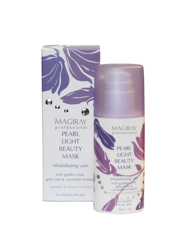 Pearl light beauty mask / Жемчужная маска красоты