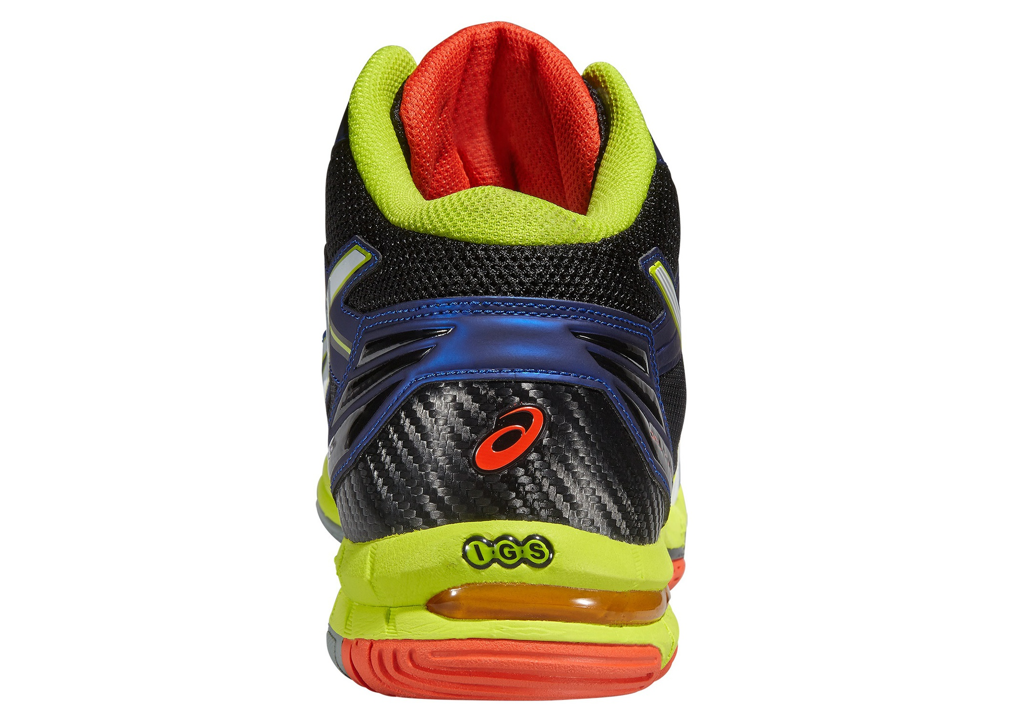 Мужские кроссовки для волейбола Asics Gel-Volley Elite 3 MT (B501N 5001) синие