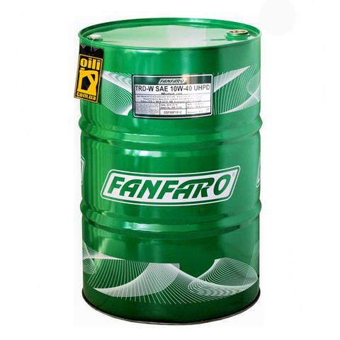 Fanfaro TRD-W 10W-40 208L