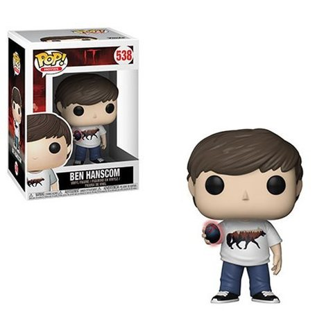 Ben Hansom (It) Funko Pop! Vinyl Figure || Бэн (Оно)