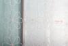 Тюль сетка с вышивкой Ромашки (молочный)