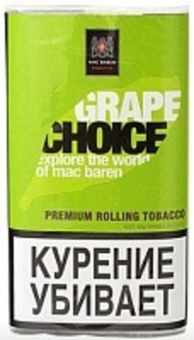 Табак M.B.сигарет. GRAPE CHOICE (p40gr)