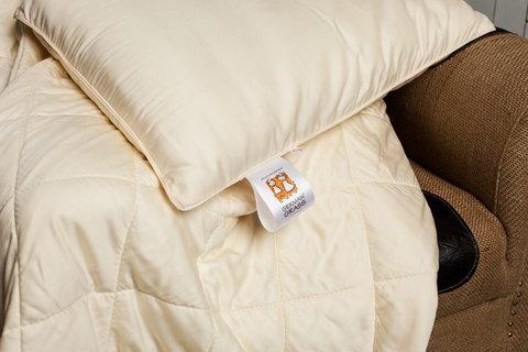 Элитное одеяло детское 100×135 и подушка 40×60 Baby Elite от German Grass
