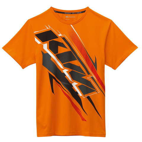 Футболка BIG MX TEE ORANGE