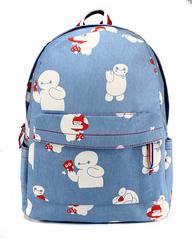 Молодежный рюкзак Бэймакс