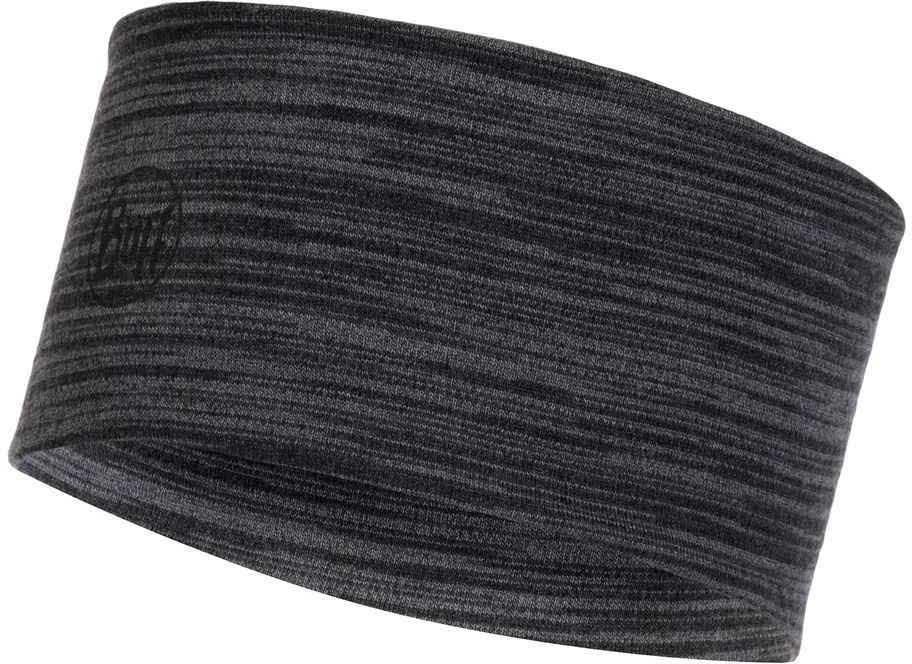 Шерстяная повязка Buff Headband Midweight Wool Castlerock Grey Multi St