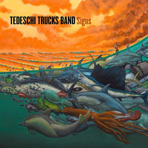Tedeschi Trucks Band / Signs (LP+7