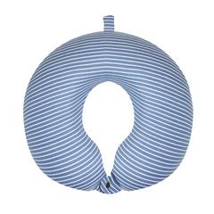 Подушка дорожная Stripes Blue