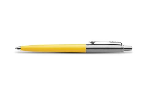 Шариковая ручка Parker Jotter ORIGINALS YELLOW CT, стержень: Mblue123