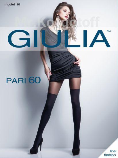 Колготки Giulia Pari 16