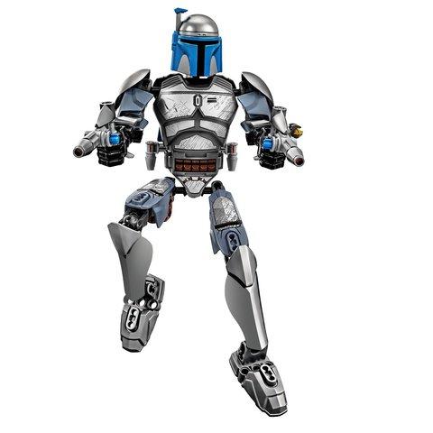 LEGO Star Wars: Джанго Фетт 75107