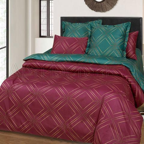 Комплект постельного белья 2 спальный Сатин Шарль