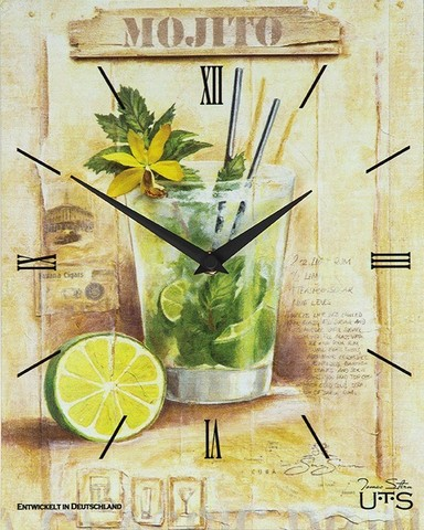 Часы настенные Tomas Stern 6014