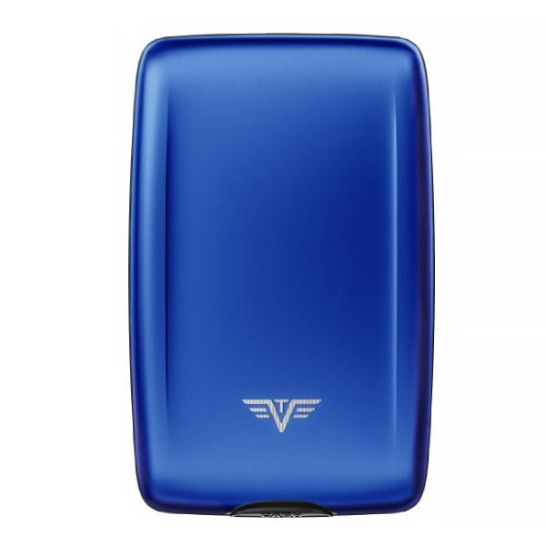 Кошелек c защитой Tru Virtu OYSTER 2, цвет светло-синий, 110*69*28 мм