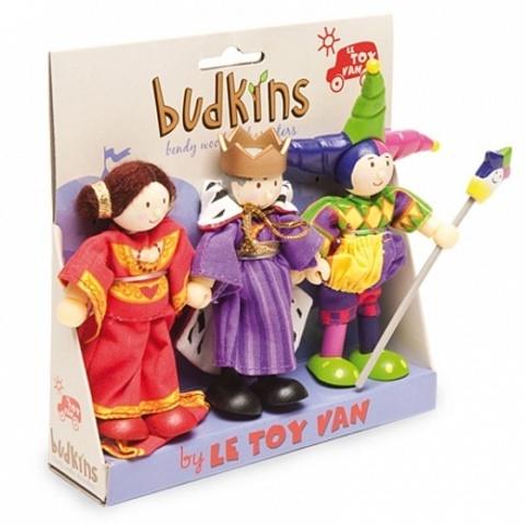 Le Toy van. Набор куколок