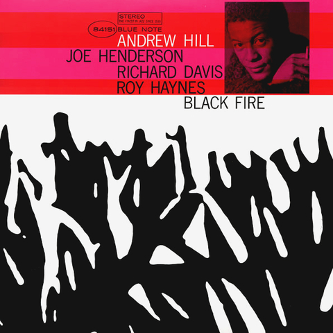 Andrew Hill / Black Fire (LP)