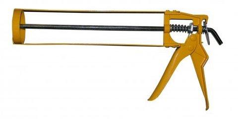Пистолет для герметика скелетный Энкор