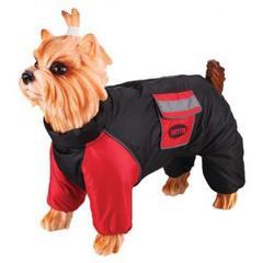 Комбинезон для собак, DEZZIE, американский бульдог - кобель, болонья