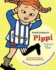 Pipii Longstocking : The Strongest in the World!