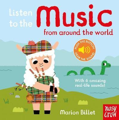 Kitab Listen to the Music from Around the World | Marion Billet