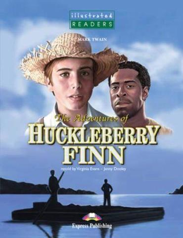 the adventures of huckleberry finn illustr. reader
