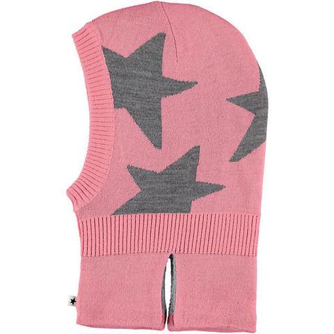 Шапка-шлем Molo Snow (Bubble Pink)
