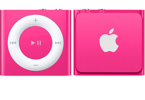 Apple iPod Shuffle 4 2Gb Pink купить в Перми