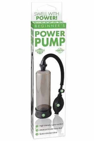 Beginner's Power Pump Вакуумная помпа мужская