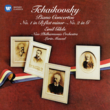 Emil Gilels, New Philharmonia Orchestra, Lorin Maazel / Tchaikovsky: Piano Concertos Nos 1 & 2 (CD)