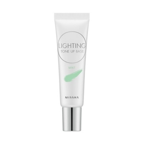 Основа под макияж Missha Lightning Tone Up Base 20 ml.