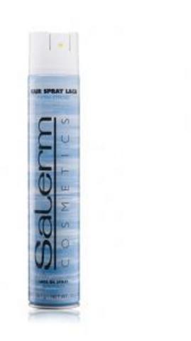 Лак с водоотталкивающим эффектом сильной фиксации Salerm Cosmetics,500 мл.