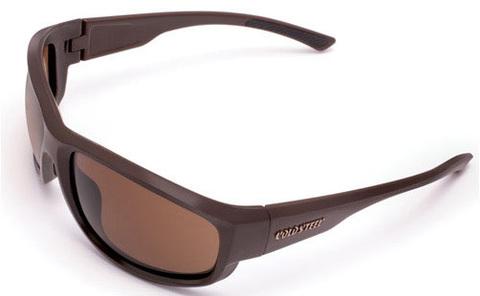 Солнцезащитные очки Cold Steel модель EW23M Dark Brown